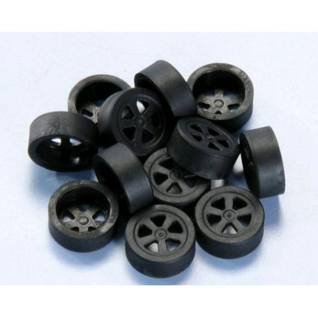 Roll caps set for Polini ajdustable kit 16 x 13 mm 242.028