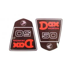 Frame stickers set reproduction DAX 50
