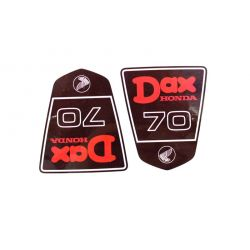Frame stickers set reproduction DAX 70