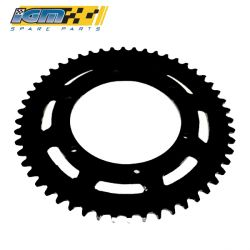 Rear sprocket Derbi GPR before 1997, 52 teeth