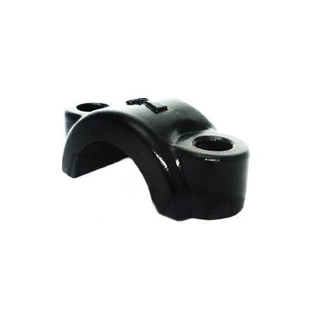 Half clamp for handlebar 22mm