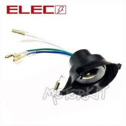 Headlight wiring BA20D for Honda MT MB MBX
