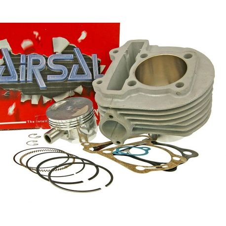 Airsal Airsal 165cc cylinder kit for GY6 125cc Kymco People super8 Dink  Keeway Focus price : 98,99 € AS14273 directly available