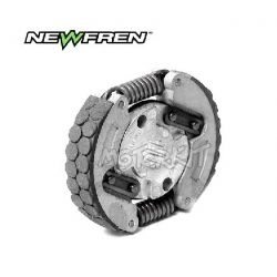 Clutch for minicross Franco Morini - mounting with internal grooves by Newfren