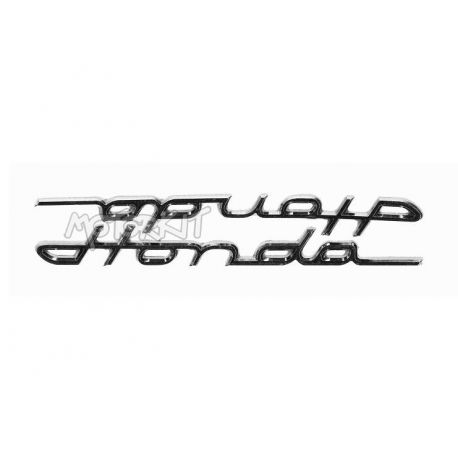 Sticker de poutre type Honda S800 chrome