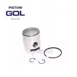 Piston kit GOL Fantic Cabalerro Trial Cross RC1 - 38.80 mm (B) type B