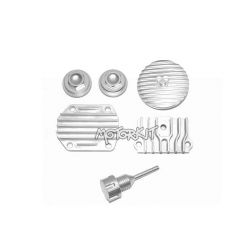 CNC cylinder head cover set for Honda 50 70 cc 12V (NT) and Skyteam