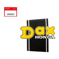 sticker - adhesive left - yellow for Honda DAX ST CT frame