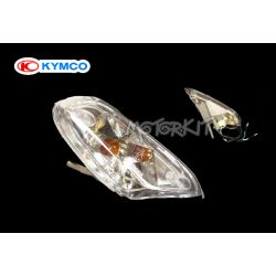 front right winker - blinker for Kymco Agility 50 - 125 cc - orignal