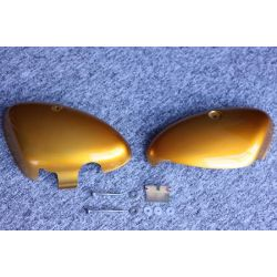 Kepspeed side panels for Cub in gold