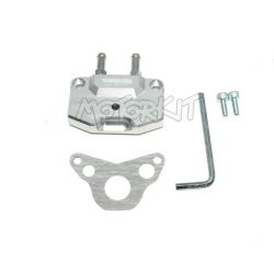 Takegawa cylinder head right cover with placed forward in-out tips 009-07-041