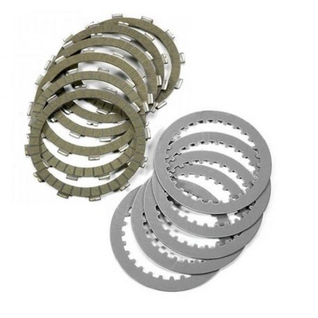 Complete clutch disc kit New Fren for Aprilia RS125 with Rotax 122 engine