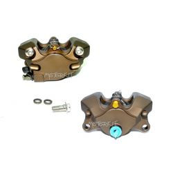 "Kepspeed CNC brake caliper 2 pistons type Brembo ""Crab"" - 84 mm"