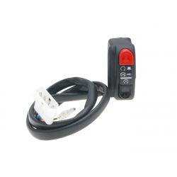 Universal kill switch with push button KTM type
