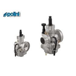 Polini carburetor CP21 with hand puller choke 201.2100