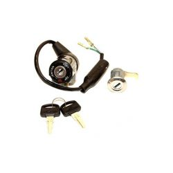 Original ignition switch - lock set for Honda Wallaroo