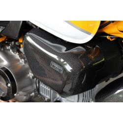 Tyga carbon right airbox cover for Honda Monkey 125 2018-