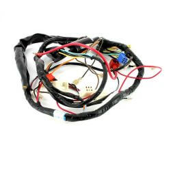 Wiring - electrical harness for Zhenhua - TNT City (Dax type) with Euro3 50 - 125 motor