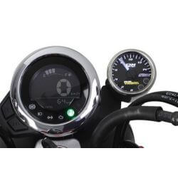Takegawa tachometer for Honda Monkey 125cc JB02 with its bracket