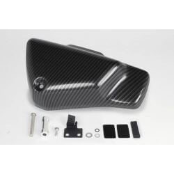 Takegawa right side cover in carbon look for Honda Monkey 125 JB02