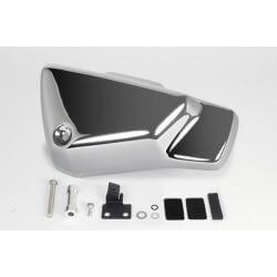 Takegawa right side cover in chrome for Honda Monkey 125 JB02
