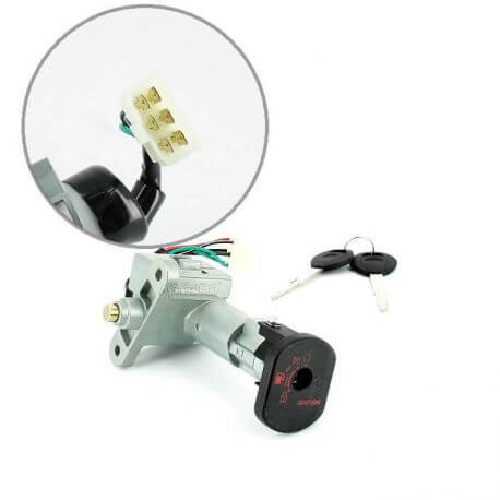 1015ae4c2 Ignition switch for Sym Orbit I and II - Symply - X pro - Crox ...