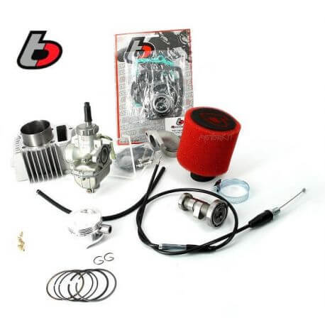 Kit cylindre light - 88cc TB pour Honda Dax ST CT Monkey Cub 12V et Skyteam TNT City