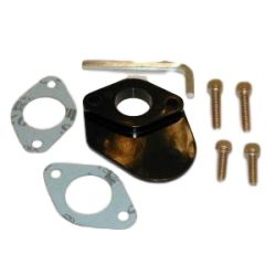 Carburator isolator and gaskets 18 / 20 mm for Dax - Monkey - Skyteam