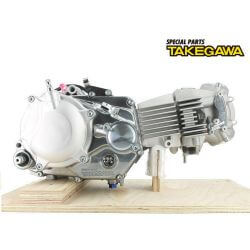 Moteur Takegawa 138cc S+R4V 5vitesses wet-clutch TNC
