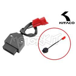 Kitaco Diagnostic unit - OBD adapter voor Honda bedrading