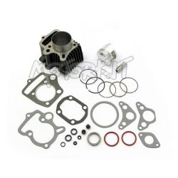 Aluminium 85cc cylinder kit light Honda Dax ST CT 12V CRF ZB and Skyteam for 50cc cylinder head