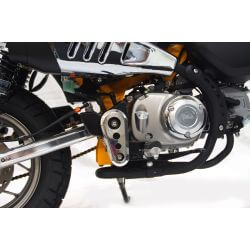 G-Craft heel protective plate set for Honda Monkey 125cc - JB02