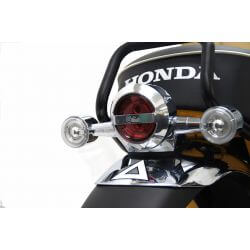 G-Graft chrome rear light cover for Honda Monkey 125 - JB02