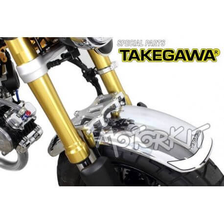 Takegawa CNC fender bracket set for Honda Monkey 125 JB02 09-09-0026