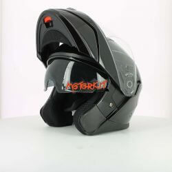 System helm NoEnd District black mat