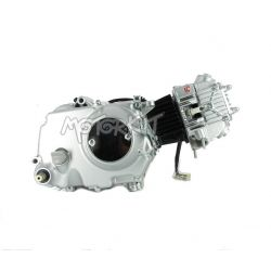 Lifan 70cc engine - 4 speed - manual clutch - aluminum color