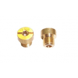 Main jet for dellorto carburator 6mm