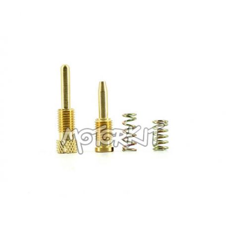 Carburetor adjustment screw set for Honda Dax ST CT 12V - repro