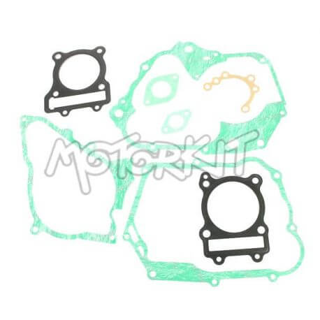 Complete gasket set for Zonsheng and Daytona Anima 190cc engines with electric starter