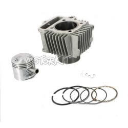 Kit cylinder 88cc -52mm for 70cc head on Honda Dax ST CT Monkey Cub 6V