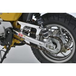 G-Craft chromen kettingbescherming voor Honda Monkey 125 (JB02)