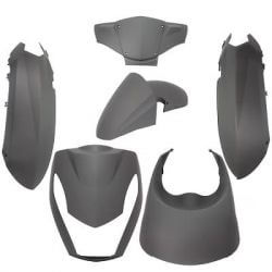 Bodywork - fairing set for Peugeot Kisbee 2 and 4 stroke - 6 pieces - 2 different colors