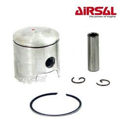 Zuiger - Piston kit Airsal T6 Peugeot Ludix - Speedfight 3 - Vivacity 3 - Jet force - Kisbee 2 takt 47.6mm