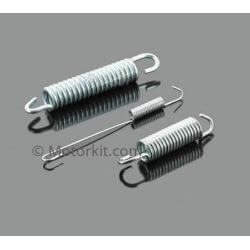 Set of brake pedal springs for Honda Cub and replicas