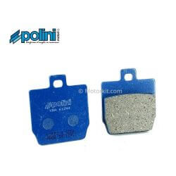 Polini brake pads Nitro - Aerox rear and Slider - Stunt front, For Race