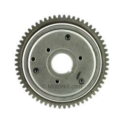 Sarter clutch with pinion Sym Mio - Peugeot Tweet Speedfight 3 4S 137QMB