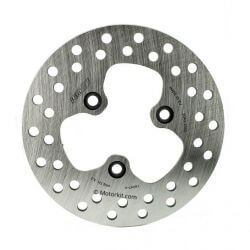 Front brake disc for Peugeot Kisbee 2 and 4 stroke - 170 x 46 x 4 mm