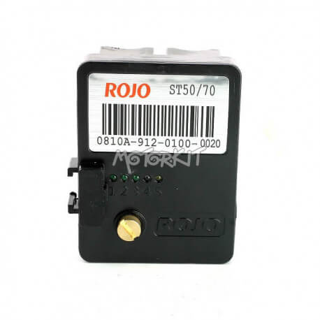 "ROJO racing ECU - CDI - 13,000 RPM for ""Dax"" Skyteam injection 50cc-70cc euro 4"