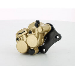 "2 piston brake caliper for ""Dax"" Skyteam front forks - Low cost"