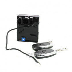 Unrestricted CDI - ECU with adjustable remote-control limiter for Derbi Euro4 - DRD SM CAMO Limited X-treme